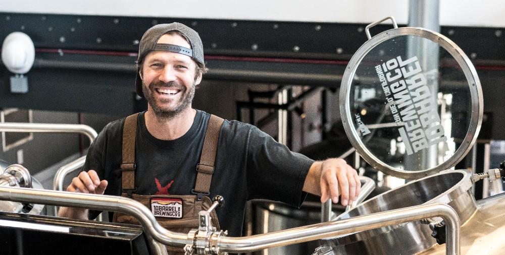 craft beer brewery owner