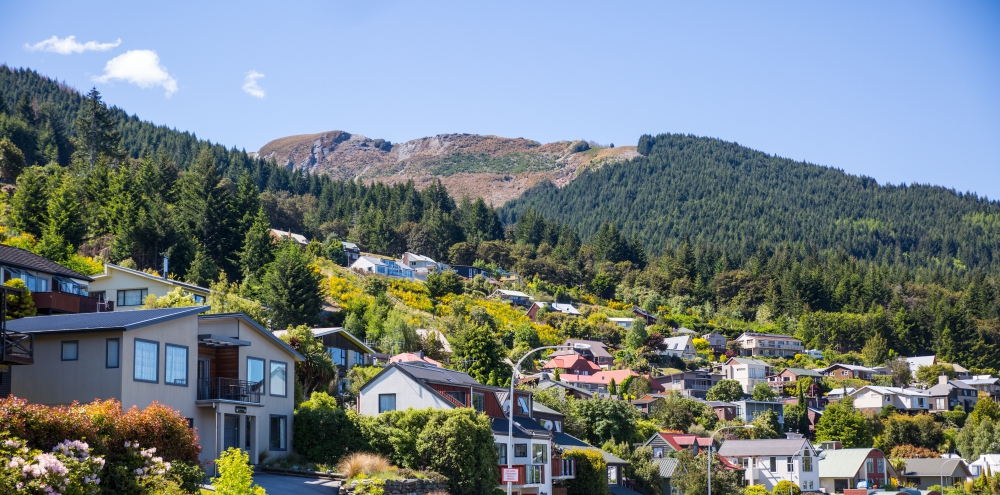 Queenstown residential area