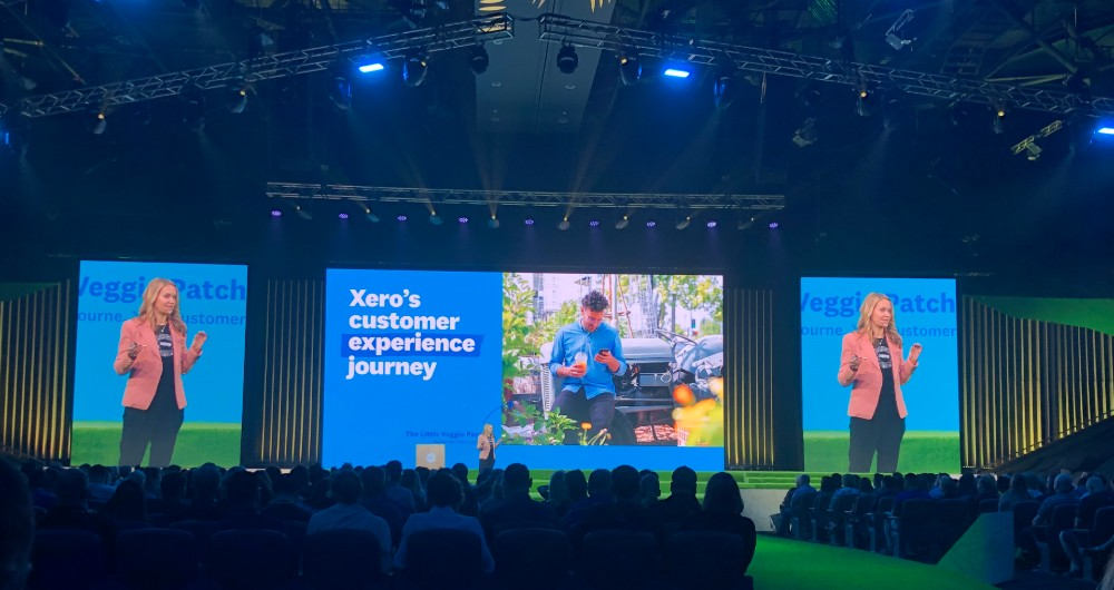xerocon 2019 xero customer experience journey